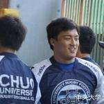 リーグ戦 流通経済大学戦