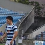 リーグ戦 流通経済大学戦 笠原開盛