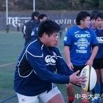 練習試合 明治学院大学戦 床田裕亮
