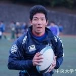 練習試合 明治学院大学戦 田井直樹