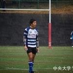 練習試合 東洋大学戦