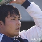 大学選手権 京都産業大学戦 山本将也
