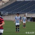 大学選手権 京都産業大学戦