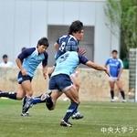 対日本体育大学① 藤原壮平