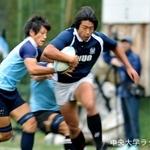 対日本体育大学② 山下弘資