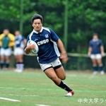 対日本体育大学⑦ 城戸和生