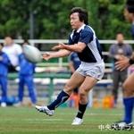 対日本体育大学⑨ 宇野将史