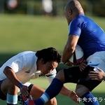 リーグ戦 東海大学戦① 藤井諒
