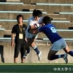リーグ戦 東海大学戦⑤ 森山京彦