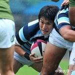 リーグ戦 大東文化大学戦⑥ 松尾怜朗