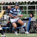 ジュニア戦 専修大学戦⑦ 長野大輔