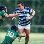ジュニア選手権 対拓殖大学戦① 嶋崎真敬