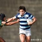 ジュニア選手権 対拓殖大学戦⑥ 千葉駿