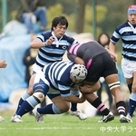 リーグ戦 対日本大学戦② 米谷卓朗