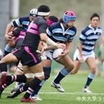 リーグ戦 対日本大学戦③ 山本亨