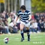リーグ戦 対日本大学戦⑥ 松下隆三