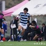リーグ戦 対日本大学戦⑦ 羽野一志