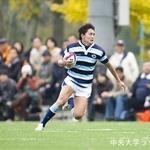 リーグ戦 対日本大学戦⑩ 高橋悠