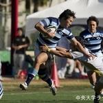 ジュニア選手権 入替戦 流通経済大学戦⑤藤井諒