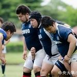 オープン戦 筑波大学戦